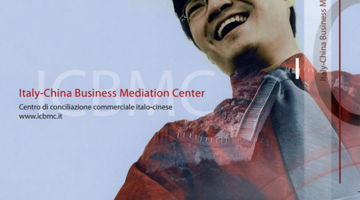 Italy China Business Mediation Centre (ICBMC)